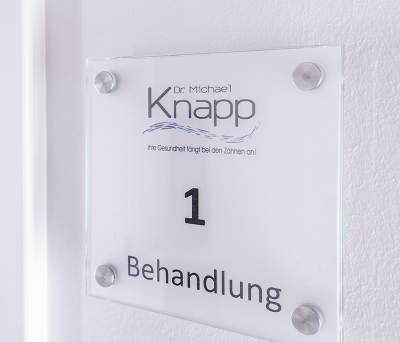 Michael Knapp Zahnarztpraxis Fulda Praxis Behandlung