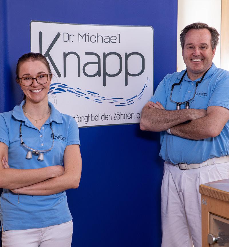 Michael Knapp Zahnarztpraxis Fulda – Stellenausschreibung
